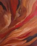 Obras de arte: Europa : España : Madrid : Valdemorillo : Sombras del colorado