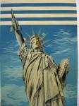 Obras de arte: America : Puerto_Rico : San_Juan_Puerto_Rico : Luquillo : Desde los cuernos de la libertad en kayak