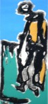 Obras de arte: America : Puerto_Rico : San_Juan_Puerto_Rico : Luquillo : Hombre