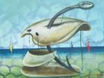 Obras de arte: America : Rep_Dominicana : Maria_Trinidad-Sanchez : El_Caribe : Tristeza