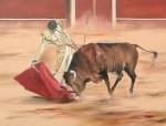 Obras de arte: Europa : España : Extrmadura_Cáceres : madroñera : torero