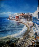 Obras de arte: Europa : España : Melilla : Melilla_ciudad : Isla griega