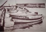 Obras de arte: Europa : España : Melilla : Melilla_ciudad : barcos frente al club