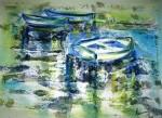 Obras de arte: Europa : España : Catalunya_Tarragona : Banyeres_Penedes : Barcas