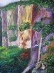 Obras de arte: America : Colombia : Distrito_Capital_de-Bogota : Bogota_ciudad : PAISAJE 5