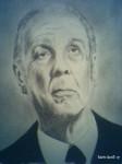 Obras de arte: America : Argentina : Cordoba : Cordoba_ciudad : Jorge Luis Borges