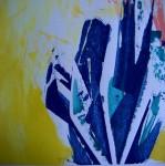 Obras de arte: Europa : España : Andalucía_Jaén : Jaen_ciudad : Flor en tus manos