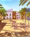 Obras de arte: Europa : España : Comunidad_Valenciana_Alicante : alicante_capital : PLAZA DEL CARMEN