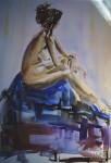 Obras de arte: Europa : España : Madrid : Alcorcón : Desnudo