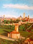 Obras de arte: Europa : España : Comunidad_Valenciana_Alicante : alicante_capital : VISTAS DE SEGOVIA
