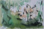Obras de arte: Europa : España : Andalucía_Huelva : Ayamonte : SALIENDO DEL BOSQUE
