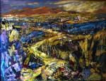 Obras de arte: Europa : España : Valencia : Xativa : PAISATGE MOD