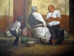 Obras de arte: America : México : Mexico_Distrito-Federal : iztapalapa : La anécdota