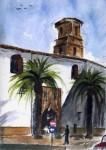 Obras de arte: Europa : España : Catalunya_Barcelona : Castelldefels : San Bartolomé de Andújar