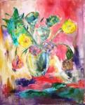 Obras de arte: America : Chile : Valparaiso : viña_del_mar : Flores VII