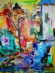 Obras de arte: America : Chile : Valparaiso : viña_del_mar : paisaje I