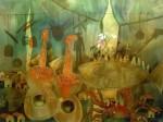 Obras de arte: America : México : Michoacan_de_Ocampo : Morelia : marzo 1