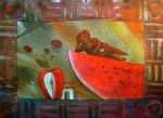 Obras de arte: America : México : Michoacan_de_Ocampo : Morelia : La espera
