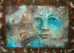 Obras de arte: America : México : Michoacan_de_Ocampo : Morelia : celeste