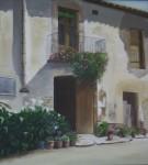 Obras de arte: Europa : España : Catalunya_Barcelona : Barcelona_ciudad : casa de pagés