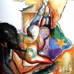 <a href='http://www.artistasdelatierra.com/obra/38390-figura-girada.html'>figura girada &raquo; marta Casals<br />+ más información</a>