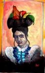 Obras de arte: America : Cuba : Pinar_del_Rio : Pinar_del_Río_ciudad : Atuendo con frutas