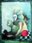 Obras de arte: America : Cuba : Pinar_del_Rio : Pinar_del_Río_ciudad : Imagen de familia