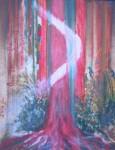 Obras de arte: Europa : España : Euskadi_Bizkaia : Bilbao : Árbol de Oma con Sal