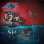 Obras de arte: America : Cuba : Pinar_del_Rio : Pinar_del_Río_ciudad : Cambiando de Ambiente