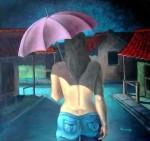 Obras de arte: America : Cuba : Pinar_del_Rio : Pinar_del_Río_ciudad : Al margen de la desolacion