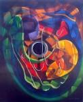 Obras de arte: America : Rep_Dominicana : Maria_Trinidad-Sanchez : El_Caribe : En el Ojo del Pirata