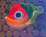 Obras de arte: America : Rep_Dominicana : Maria_Trinidad-Sanchez : El_Caribe : Guardian de huevas
