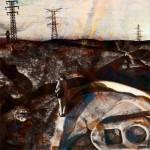 Obras de arte: Europa : España : Valencia : Olocau : paisaje enlatado II