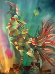 Obras de arte: America : México : Michoacan_de_Ocampo : Morelia : madrugada