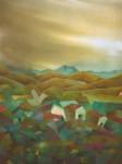 Obras de arte: America : México : Michoacan_de_Ocampo : Morelia : lugar de pescadores