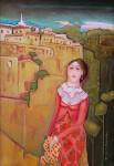 Obras de arte: America : Colombia : Santander_colombia : Bucaramanga : CAMPESINA