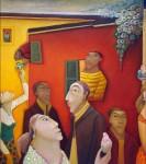 Obras de arte: America : Colombia : Santander_colombia : Bucaramanga : PAISAJE MENTAL