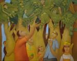 Obras de arte: America : Colombia : Santander_colombia : Bucaramanga : ABUNDANCIA