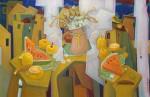 Obras de arte: America : Colombia : Santander_colombia : Bucaramanga : BODEGON