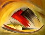 Obras de arte: America : Perú : Lima : Villa : CORRIENTE