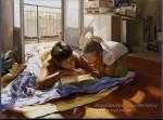 Obras de arte: Europa : España : Valencia : Alicante : Hora de descanso