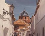 Obras de arte: Europa : España : Valencia : Alicante : Altea