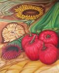 Obras de arte: America : Colombia : Cundinamarca : engativa : los tres y otros