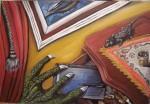 Obras de arte: America : Colombia : Cundinamarca : engativa : diario de mañana