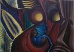 Obras de arte: America : Colombia : Cundinamarca : engativa : ancestros