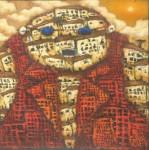 Obras de arte: America : Perú : Piura : Piura_ciudad : HOMBRE CIUDAD