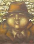 Obras de arte: America : Perú : Piura : Piura_ciudad : HOMBRE  DEL CERRO