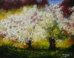 Obras de arte: Europa : España : Aragón_Zaragoza : zaragoza_ciudad : Brillos de primavera