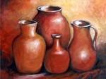 Obras de arte: Europa : España : Catalunya_Tarragona : Valls : Ceramica 3