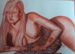Obras de arte: Europa : España : Principado_de_Asturias : Oviedo : Desnudo